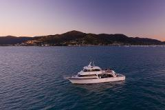 Hayman Island - Private Ocean Enigma Charter - Sunset Cruise