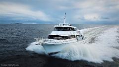 Hayman Island - Private Ocean Enigma Charter - Airport Transfer