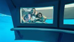 Hayman Island - Semi-Submersible Boat Tour