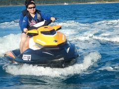 Hayman Island - Guided Jet Ski Tour