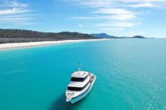 Hamilton Island - Private Ocean Enigma Extended Day Charter - 8 hour