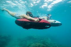 Hayman Island - Underwater Sea Scooter Tour