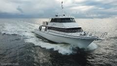 Hayman Island - Private Ocean Enigma Charter - Outer Reef and Whitehaven