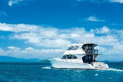 Hamilton Island - Private Ocean Free Charter Half Day (4hrs)