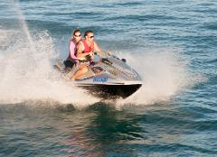 Port of Airlie & Surrounds One Hour Jet-ski tour