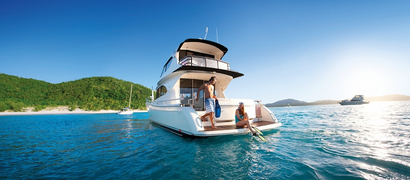 Hamilton Island - Private Ocean Free Charter Full Day - 6 Hours