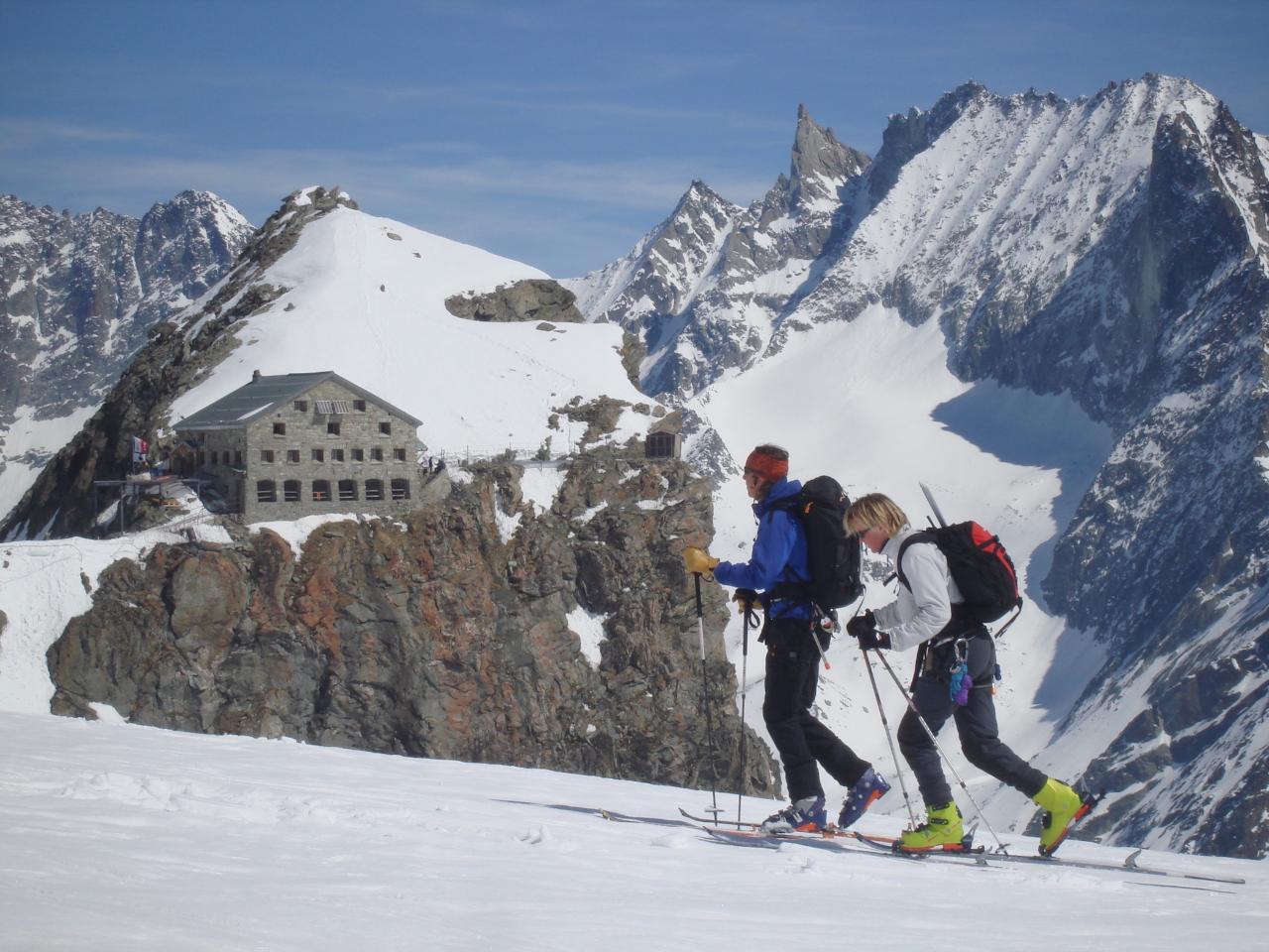 Chamonix to Zermatt - The Haute Route