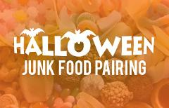 Halloween Junk Food Pairing Experience