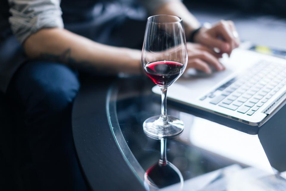 Reserve Virtual Wine Tasting (Includes 2 Bottles of Reserve Wine & Free Shipping)
