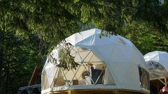 Vineyard Dome Experience