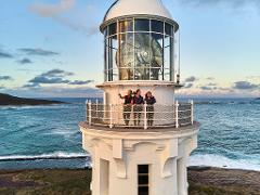 Cape Leeuwin Lighthouse + Jewel Cave (Augusta Icons Pass)