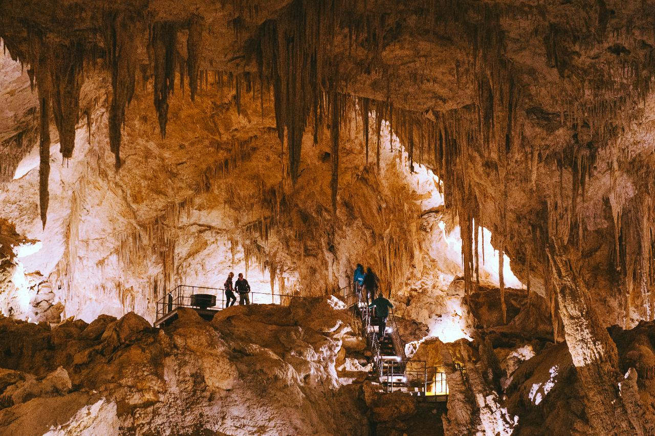 Mammoth Cave Self-Guided Audio Tour