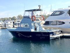 WEEK-DAY - MORNING - Deep Sea Fishing Charter - (BLUE-FISHER)