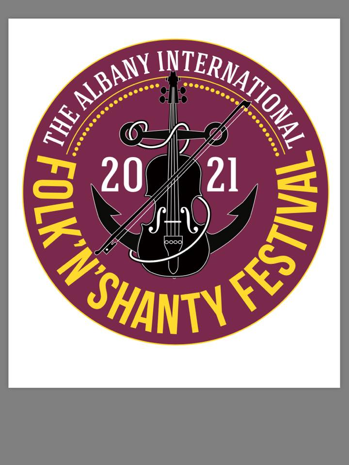 Albany Folk 'n' Shanty Festival Pass - Saturday Night Boatshed