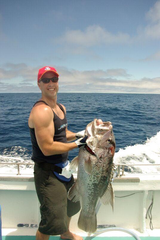 Deep Sea Fishing Charter - Cape Naturaliste