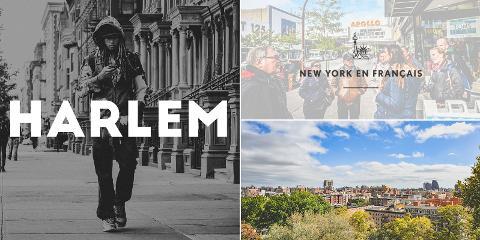 Visita guiada de Harlem