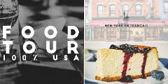 Visite Guidée de East Village + Food Tour 100% USA