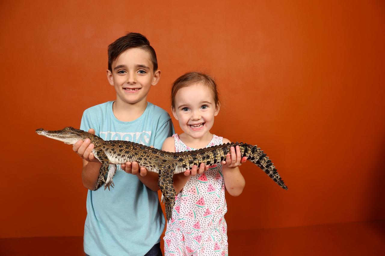 Junior Reptile Ranger Program - Gift Card