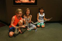 Junior Reptile Ranger Program