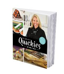 """Culinary Quickies "" written by Mel Alafaci"