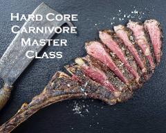 Hard Core Carnivore Meat Lover's MasterClass - Gift Voucher Available