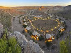 Sanbona - Dwyka Tented Lodge