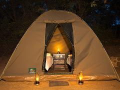 Camping  - Kruger Park Safari