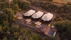 Inverdoorn Kuganha Luxury Safari Tent - Self Drive