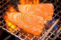 Huon Salmon smoking Master Class with Clover Hill. Session #1