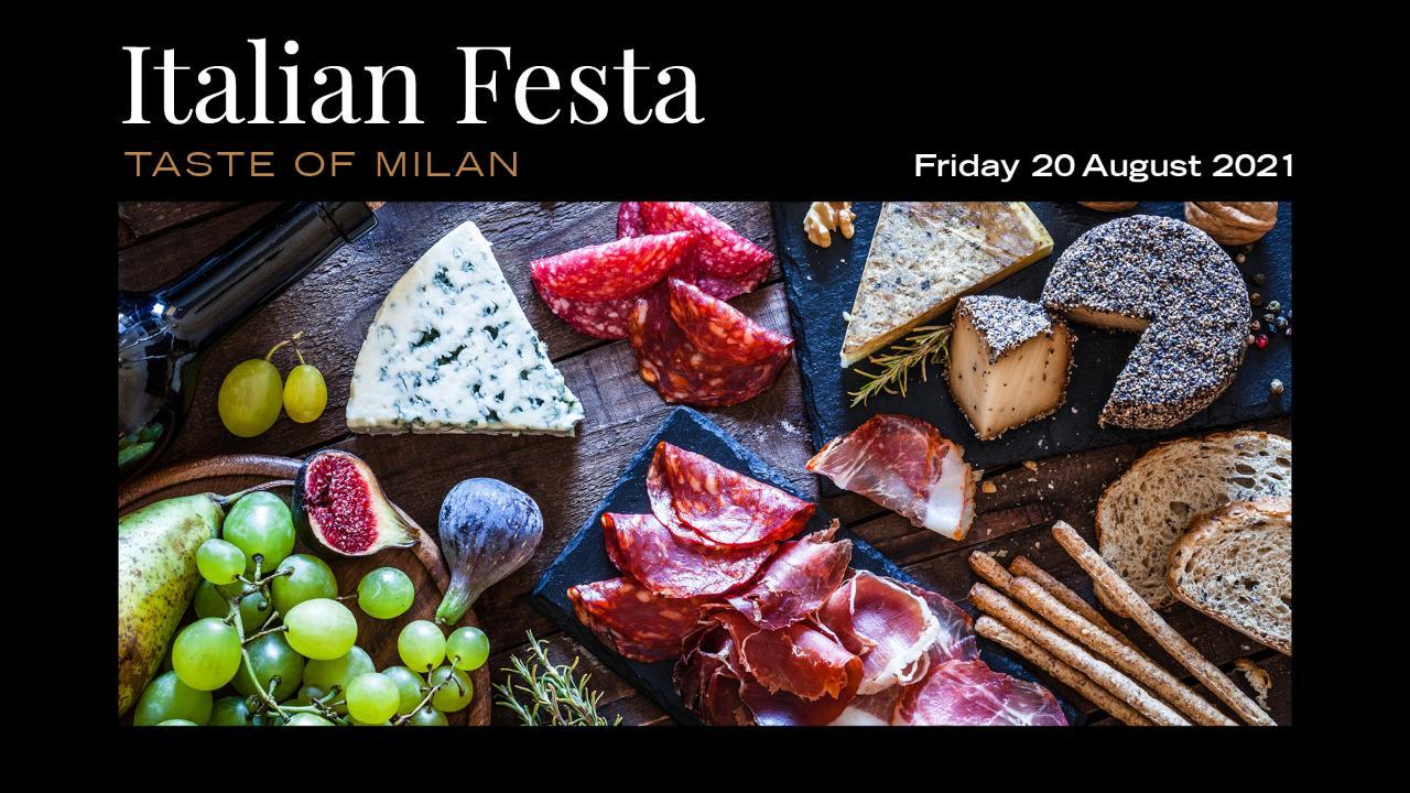 Festa - A Taste of Milan