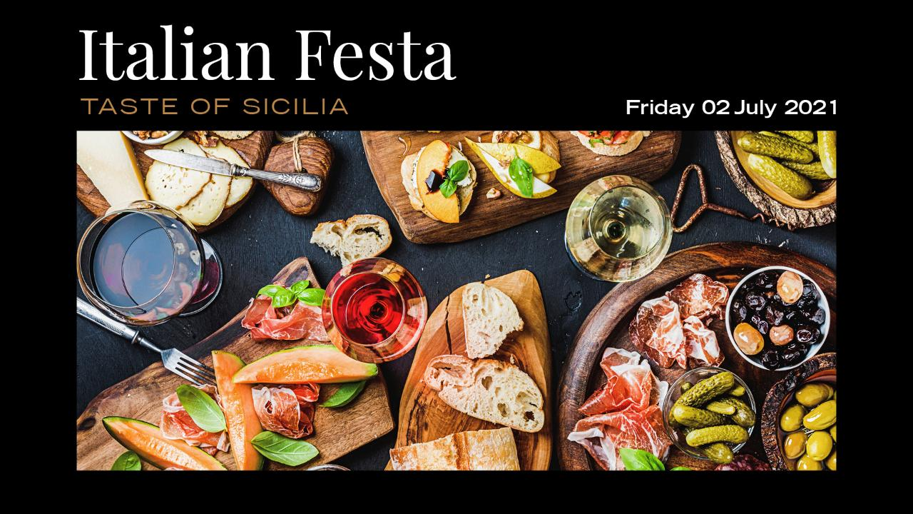 Festa - A Taste of Sicilia