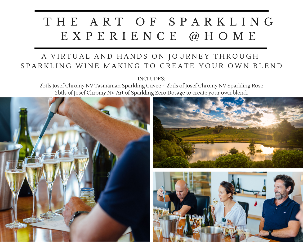 The Art Of Sparkling Experience @ HOME #5 - Friday 23th October