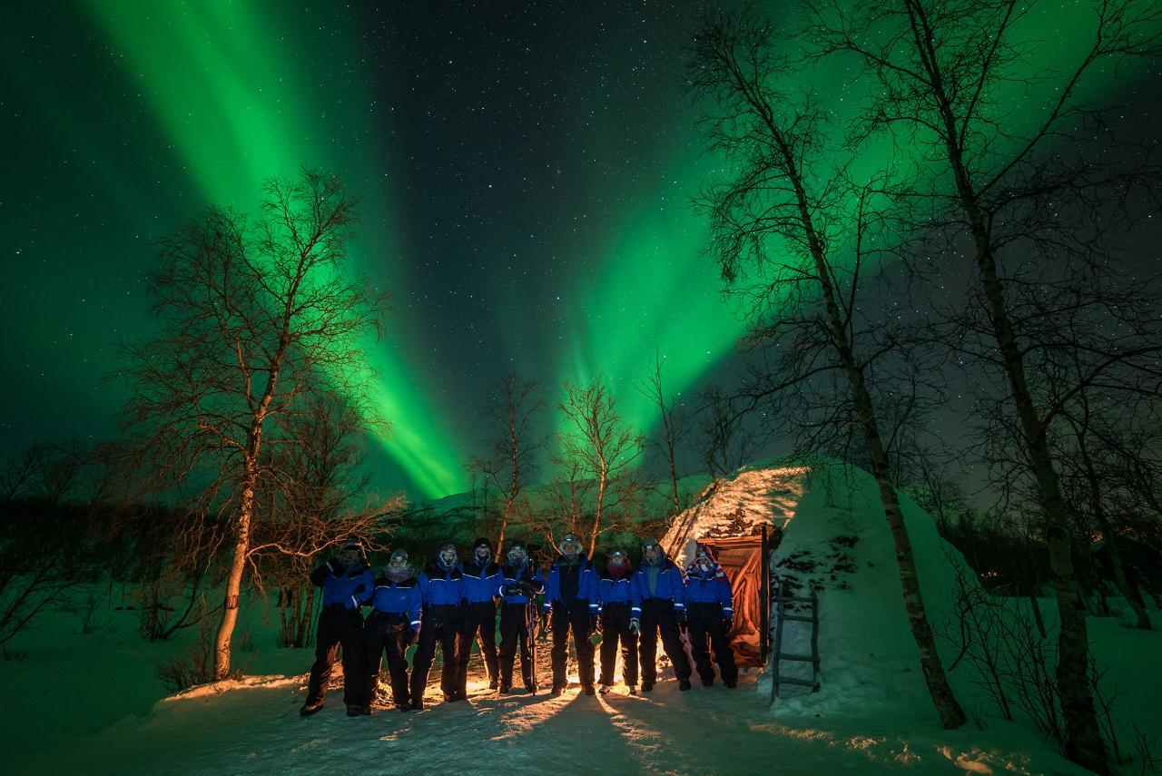 Nightly Aurora Photo Tour