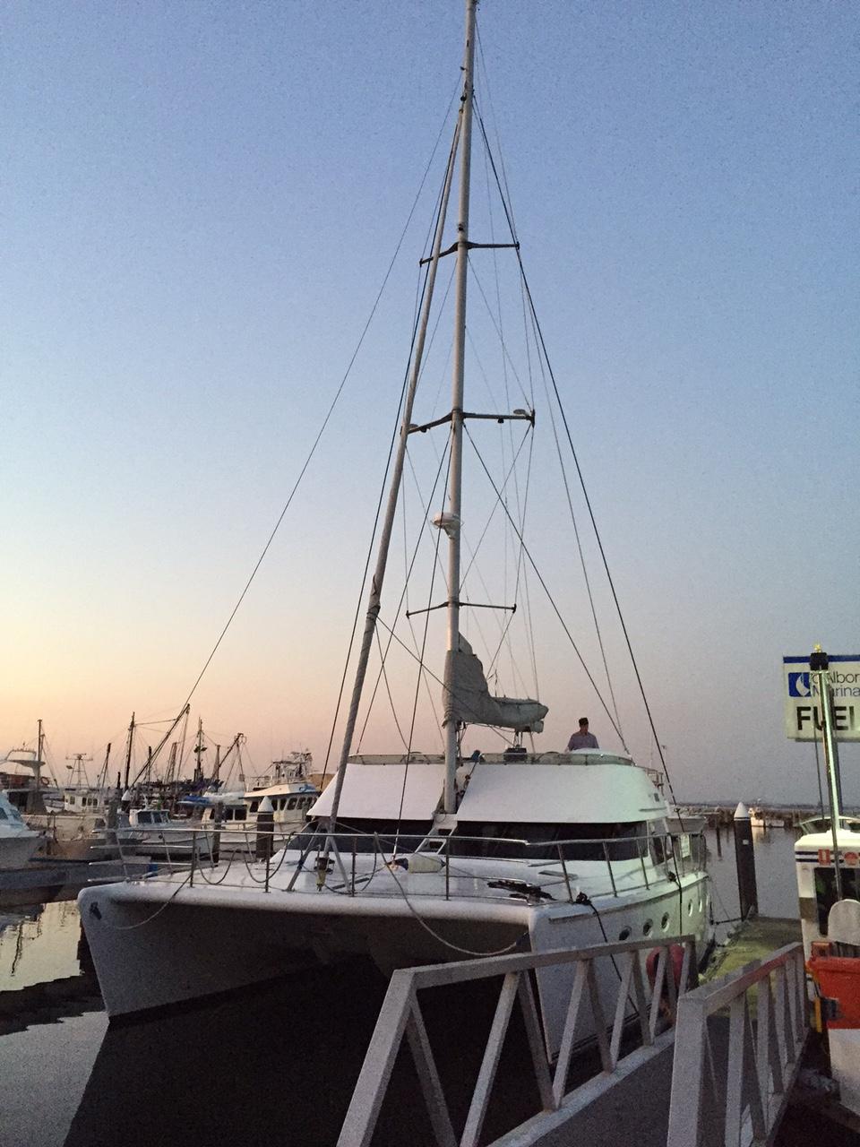 Sailing Yacht Adelina - Premium Harbour Cruise
