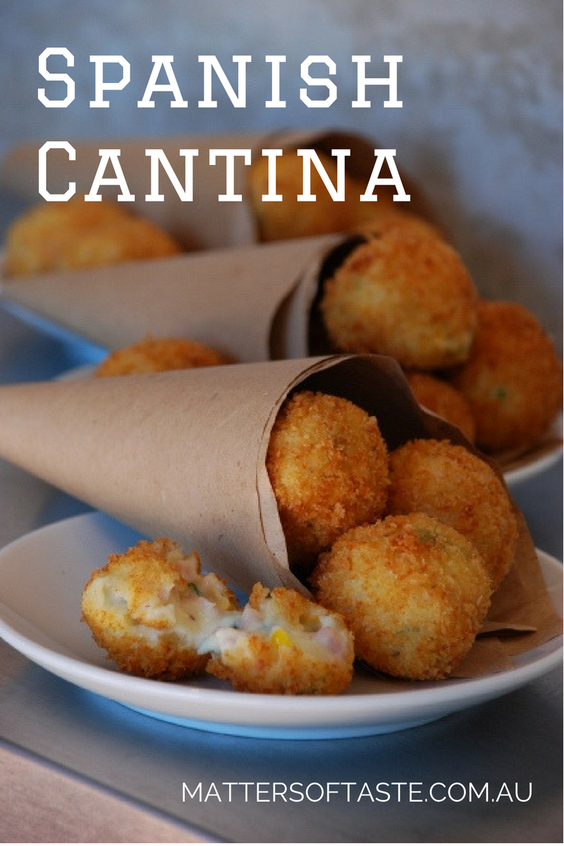 Spanish Cantina