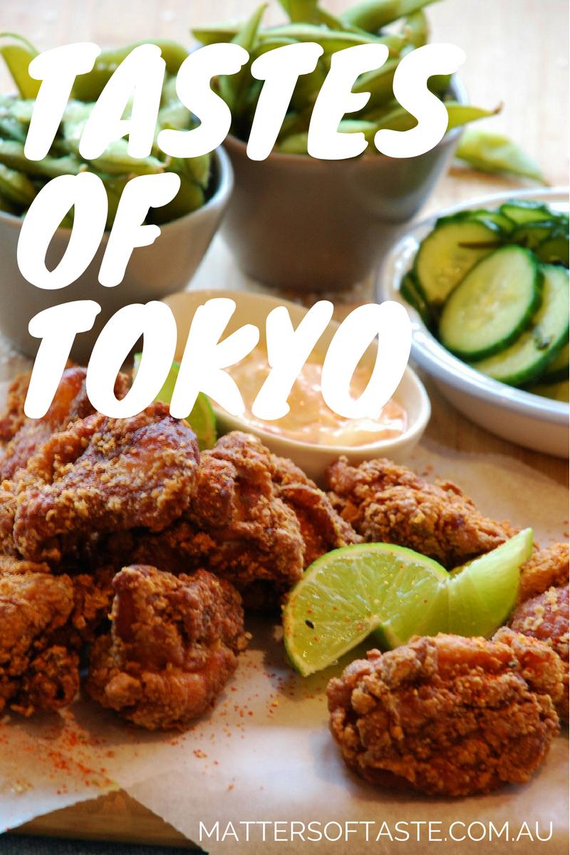 Tastes of Tokyo