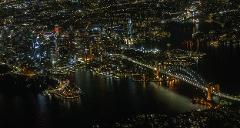 EVENING Sydney Harbour Scenic Flight - 60MIN