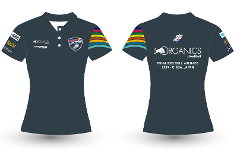 Women's Race Team Polo
