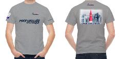 Official Red Bull Air Race Team MHR T-Shirt - Grey