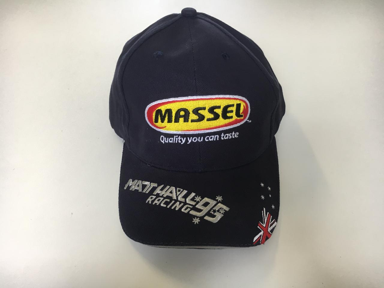 Official Team Matt Hall Racing Hat