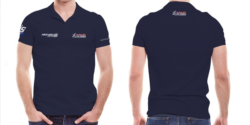 Official Red Bull Air Race Team MHR Polo