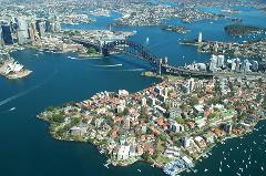 Sydney Harbour & Opera House scenic flight - 60MIN