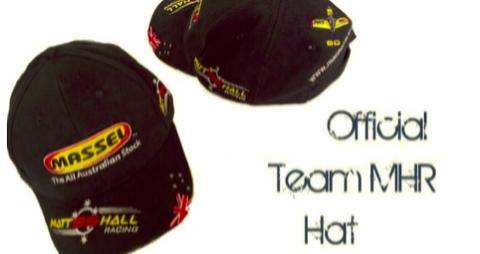 Official Team Matt Hall Racing Hat