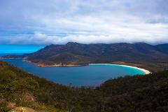 Private Wineglass Bay Extended Day Tour From Hobart 4 - 7 Passengers. National Park Fees Included