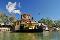 PS Emmylou Autumn Saver - 1 Hr River Heritage Cruise - Enjoy a Complimentary Scone