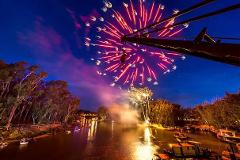 Family Easter Fireworks Cruise - PS Canberra
