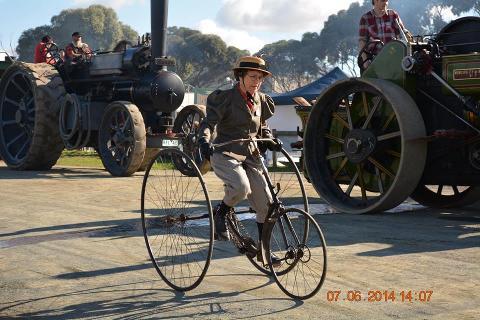 Echuca Historic Steam Rally – Queen's Birthday Weekend