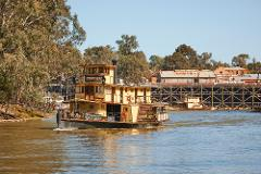 PS Emmylou 1 Hour Murray River Sightseeing Cruise