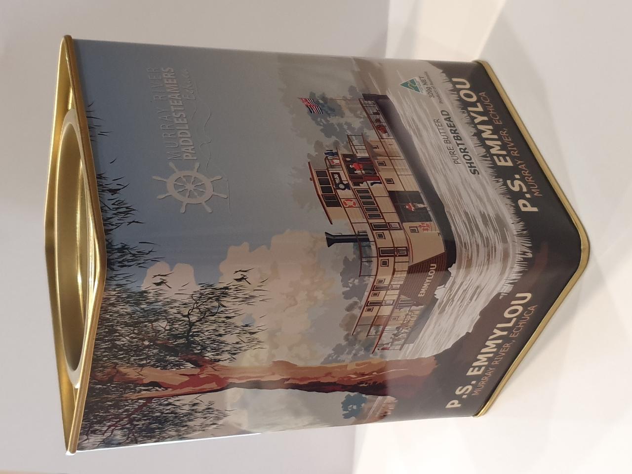 Emmylou Souvenir Shortbread 320g