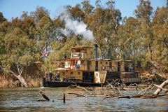 Gift Voucher - 2 Night Upper Murray Highlights Cruise - Price Per Cabin 2 People Sharing